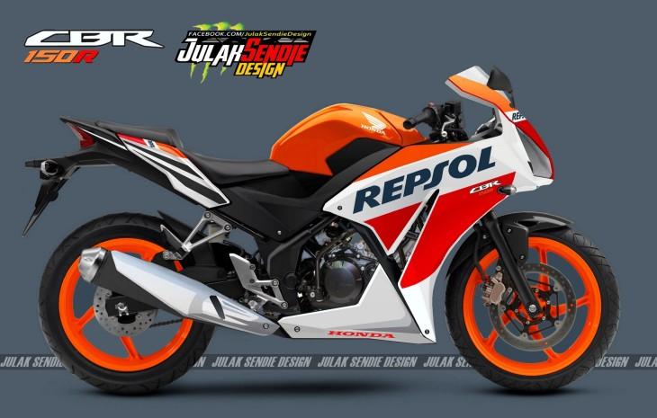 Honda CB150R Lokal v2