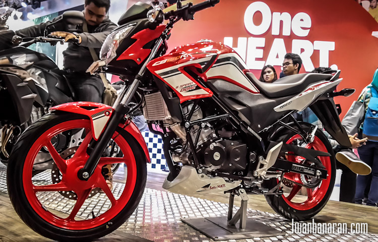 Lundby Kok Special Edition : Gallery image CB150R special edition 2014oooeye catching tenan