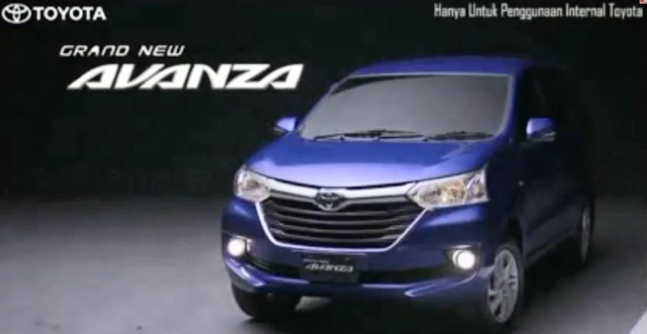 2015 New Toyota Avanza | Car Interior Design